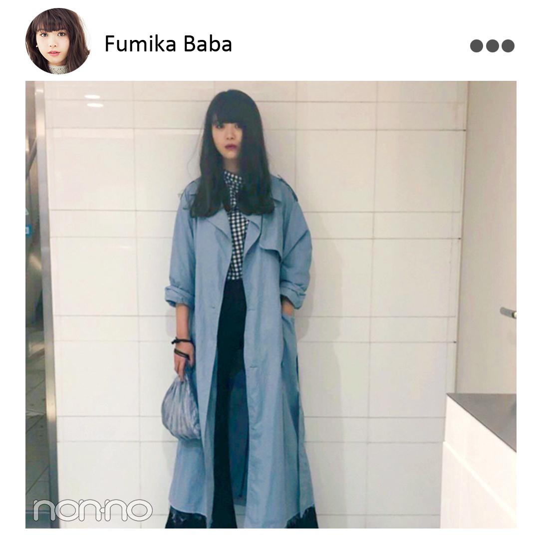新木優子&馬場ふみかの「色が気に入って買った服」は?【MODELS' VOICE①】_1_1-3