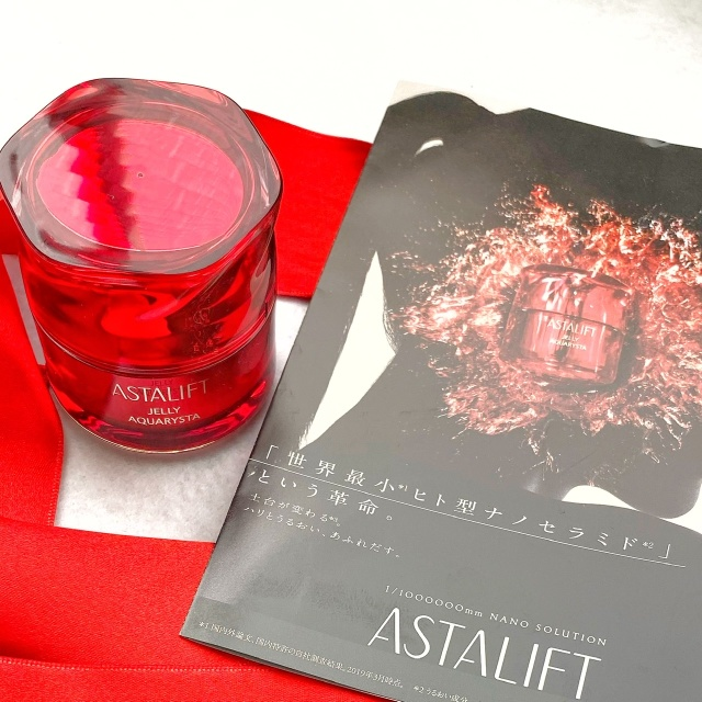ASTALIFT『ジェリー アクアリスタ』の素晴らしさを実感!!_1_1