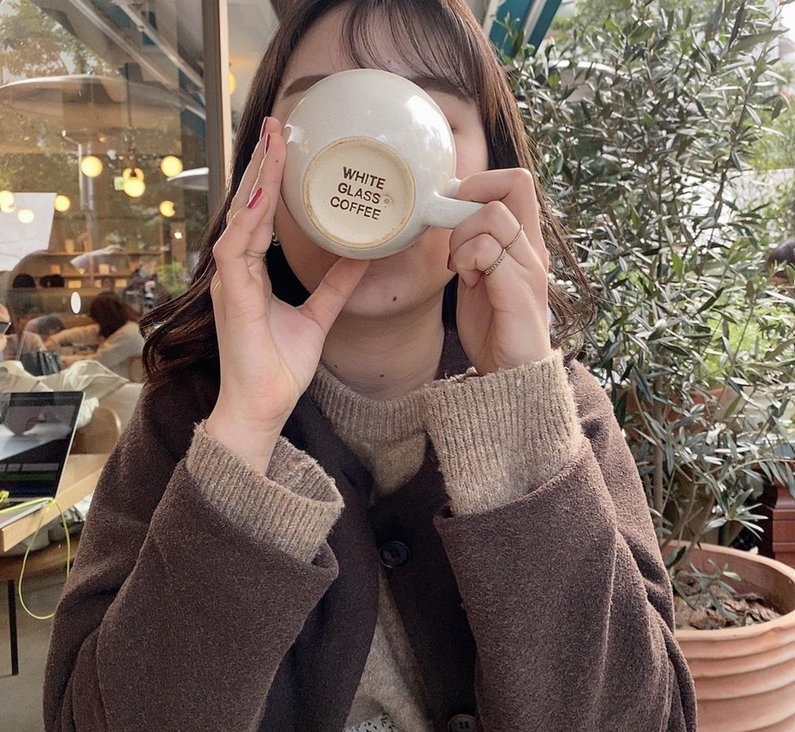 【カフェ】渋谷のwhite glass coffeeに行ってきました!!_1_2