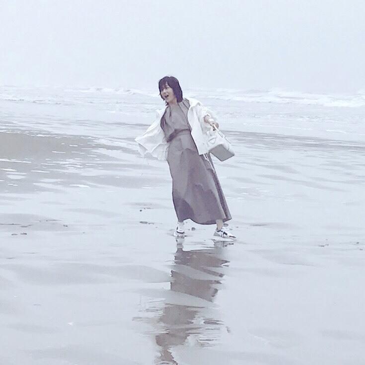 [富岡佳子private life]エクラ5月号撮影_1_3