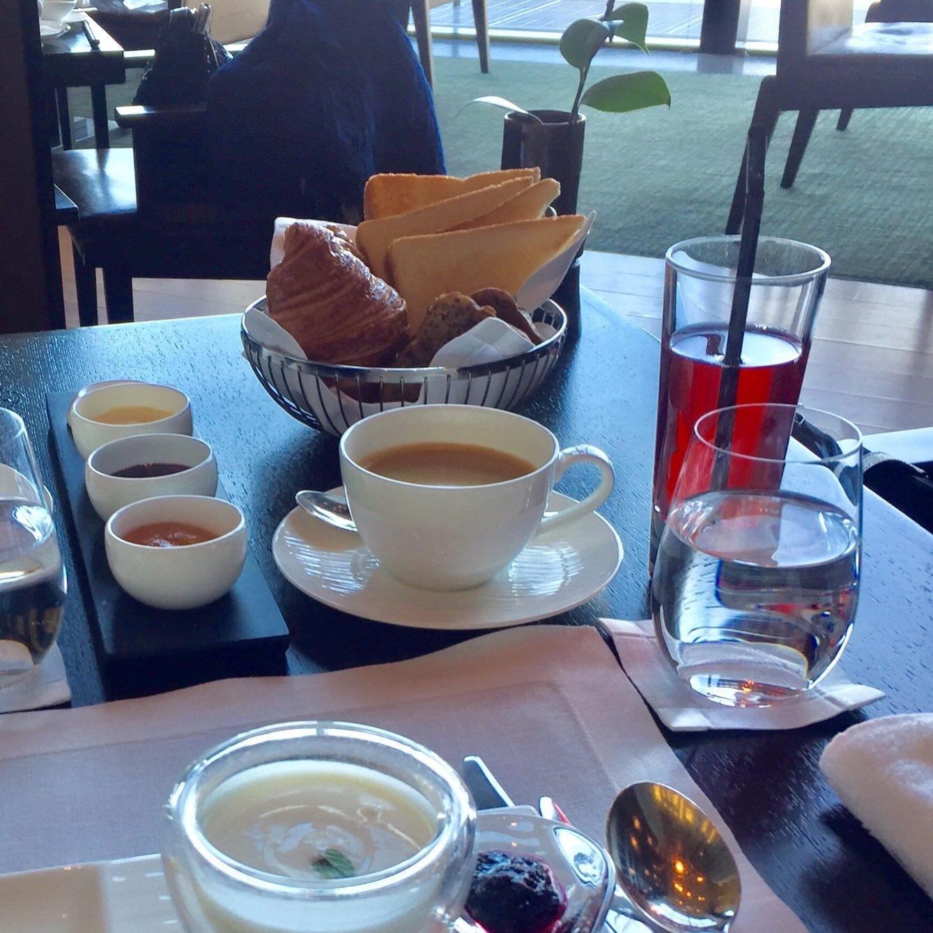 アマン東京で幸せ朝食♡_1_3-1