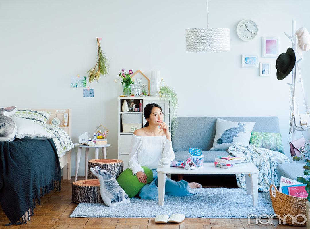 武田玲奈|ニトリで作るひとり部屋