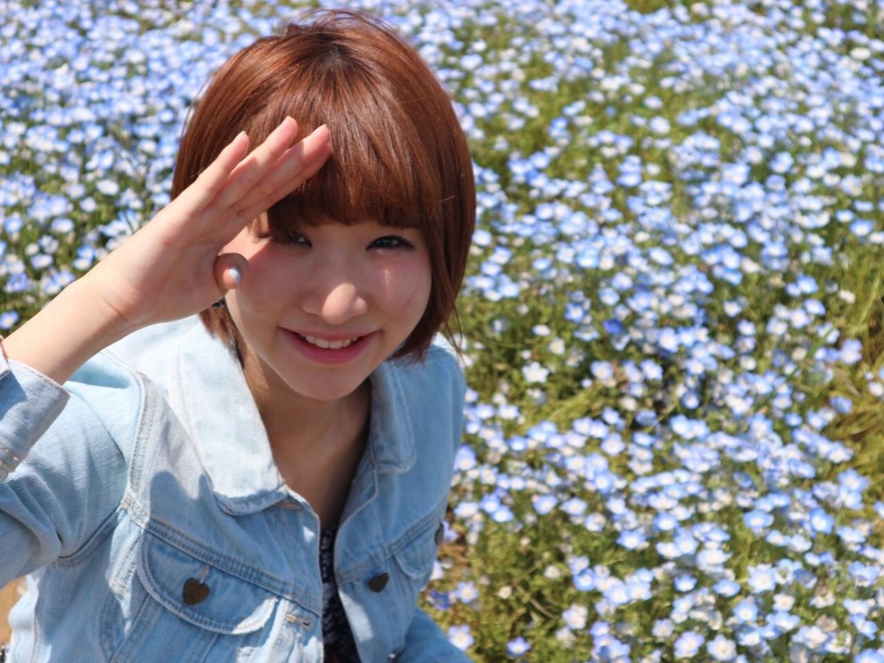 【 第13回❤︎ 】GWの人気スポット①!ネモフィラをみに茨城へ*_1_3