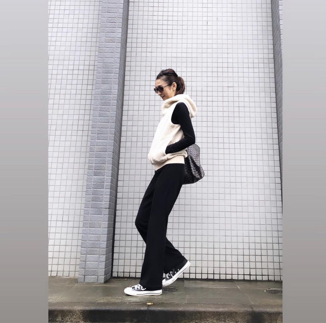 白黒コーデ3つ★☆★_1_4