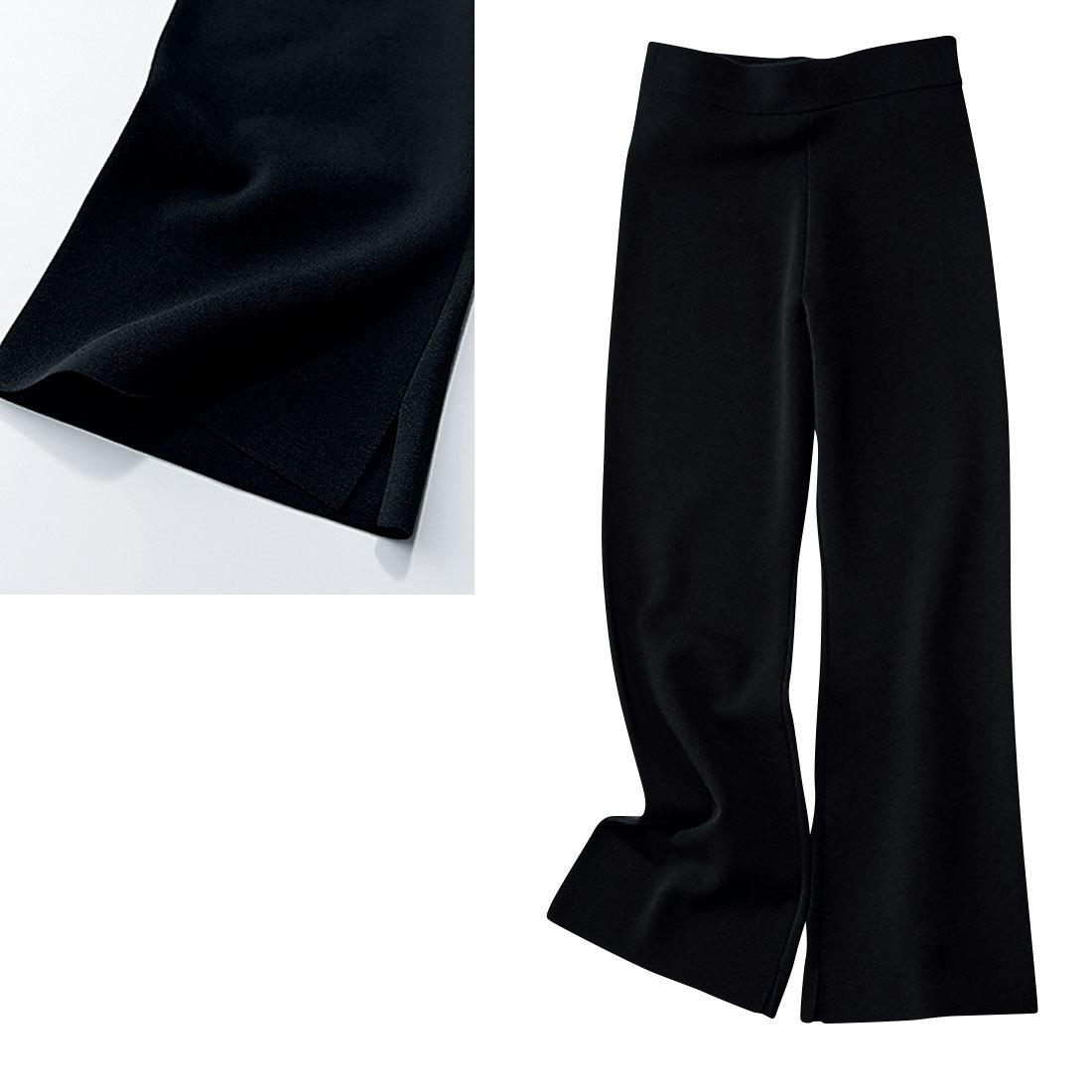 究極の 「美脚黒パンツ」2_2