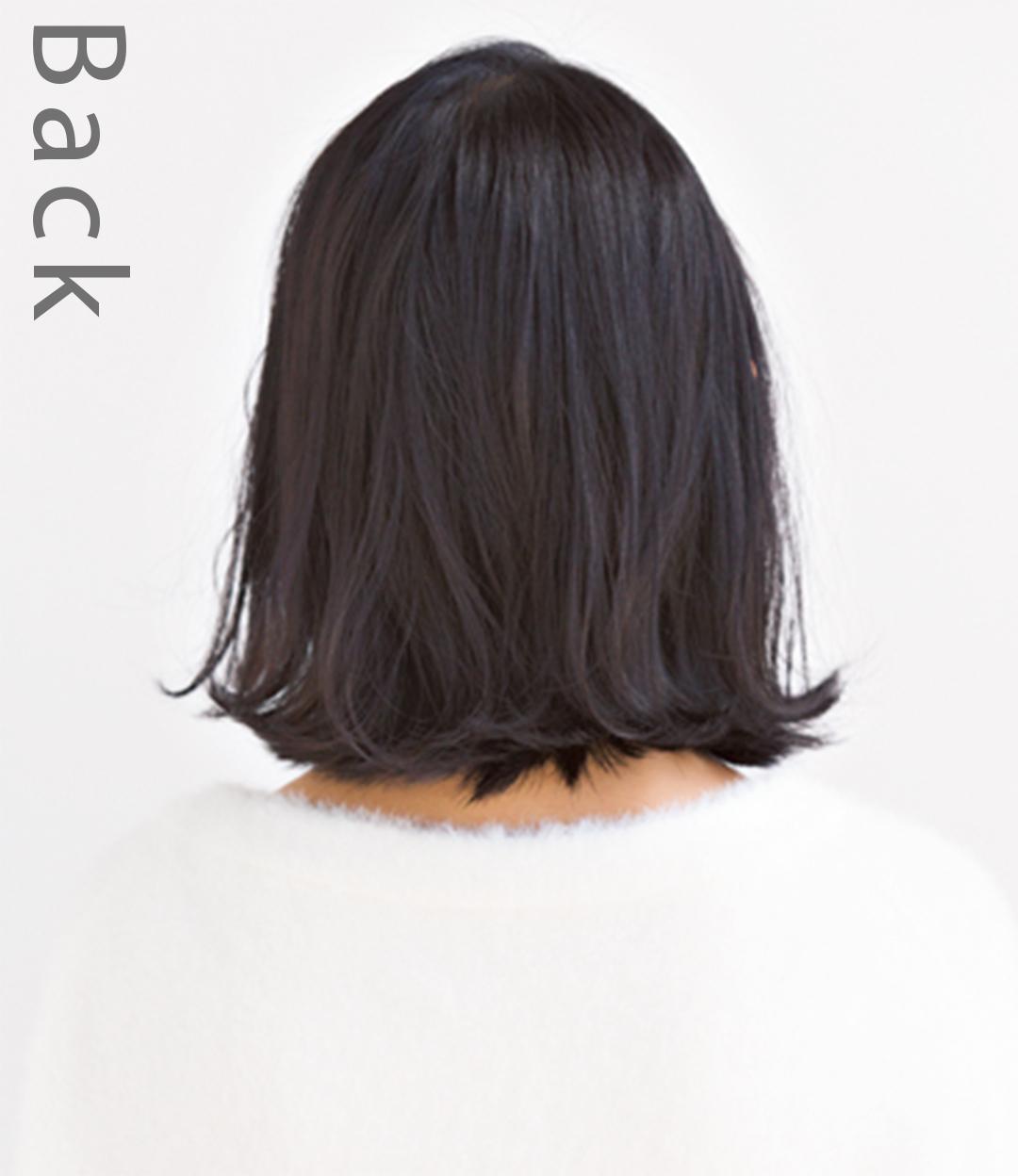 就活中、黒髪でも普段はおしゃれしたい人のために♡ 長さ別黒髪ヘアカタログ_1_6-2