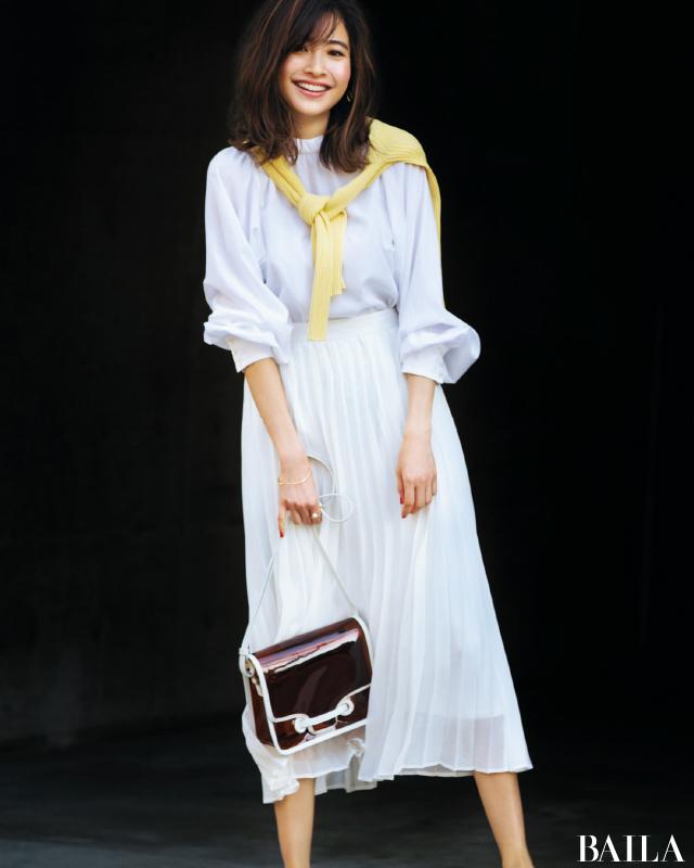 【男性ウケ抜群】アラサー的・夏のモテるファッション30コーデ!_1_19