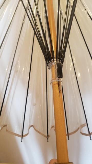 THIRD MAGAZINE の傘