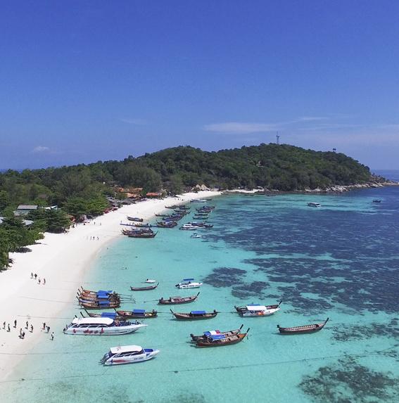 タイビーチのビーチを楽しむ、離島のホテル5選(リペ/クラダン/サメット/パンガン/チャン) _1_2-6