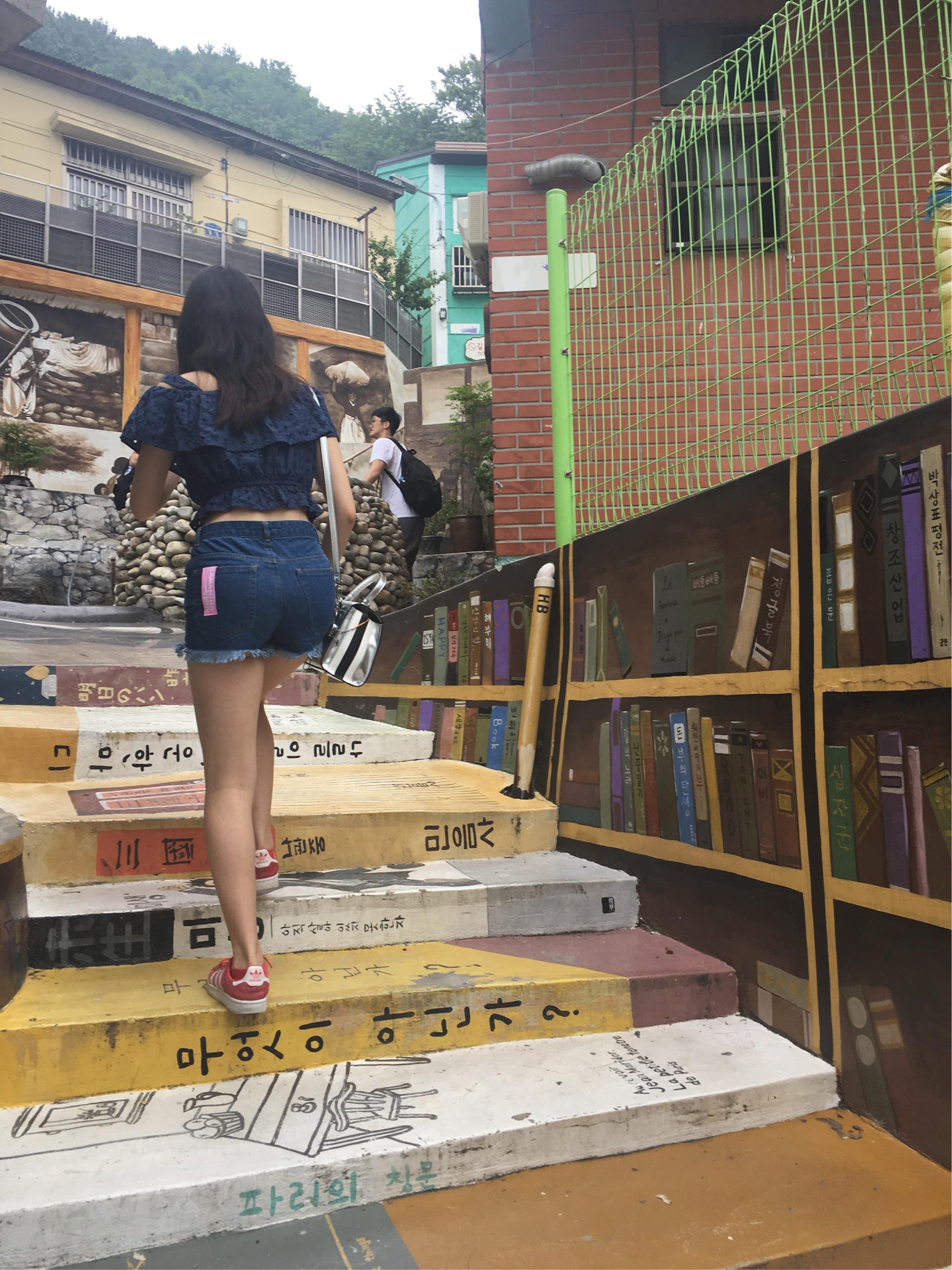 【韓国】釜山女子旅①インスタ映えスポット2選_1_5-1