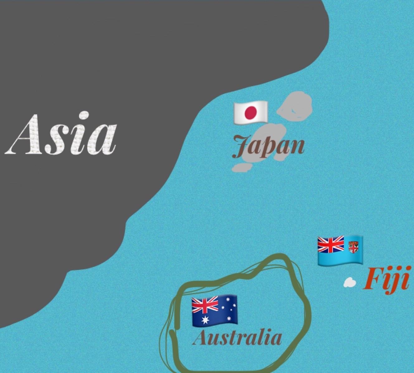 【女子旅 in Fiji】Part①世界でいちばん幸せな国、フィジーに行ってきました!_1_2