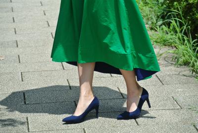 今年らしさ全開!デザインもお値段もかわいい♡ミラオーウェンのカラースカート_1_2