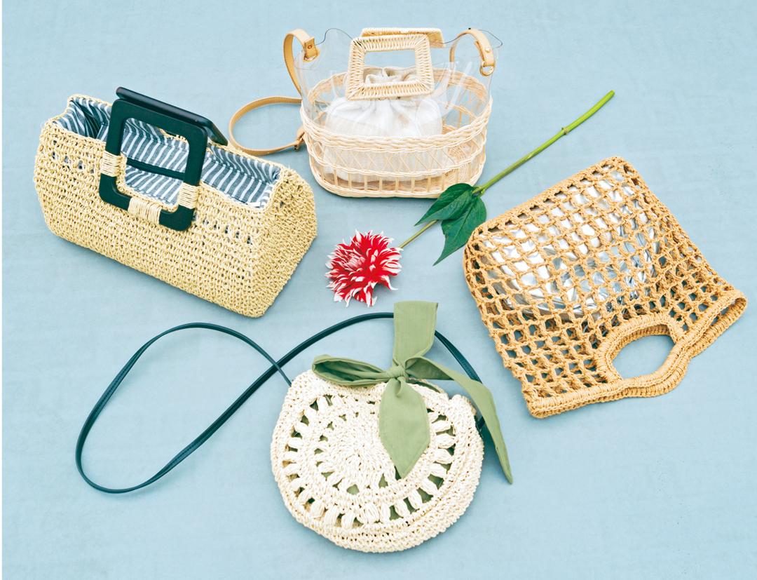 この夏は編み編みバッグが必須★ ネオナチュ&街リゾブームに乗る! _1_3-1