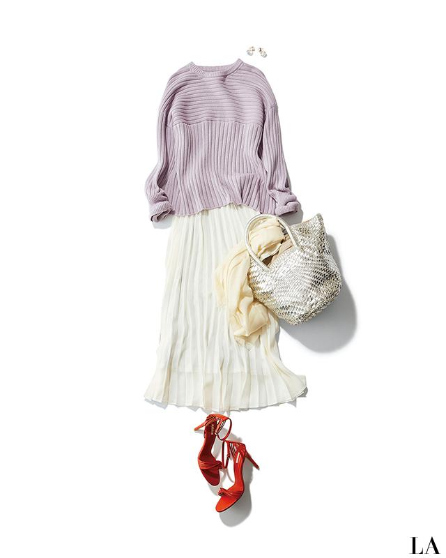 【男性ウケ抜群】アラサー的・夏のモテるファッション30コーデ!_1_27
