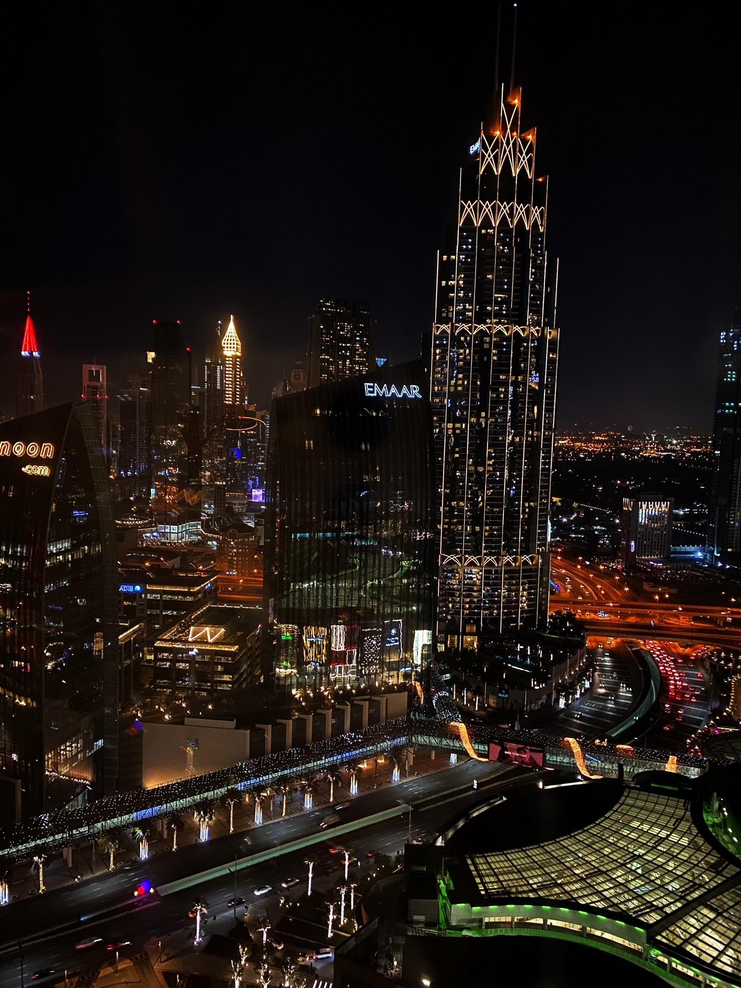 世界で一番高い場所にあるレストランへ〜ドバイ⑤〜_1_14