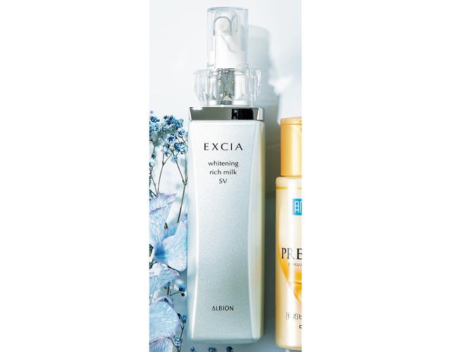エクシア AL ホワイトニング リッチミルク SV 200g (医薬部外品)¥12,000/アルビオン