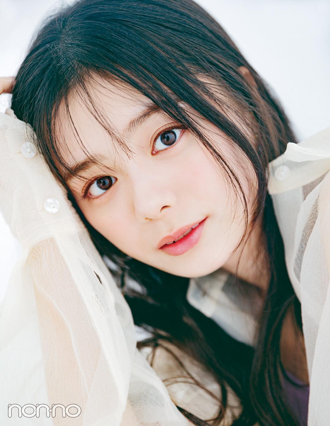 紺野彩夏、新ノンノモデルになりました♡ 本人コメントはこちら_1_2