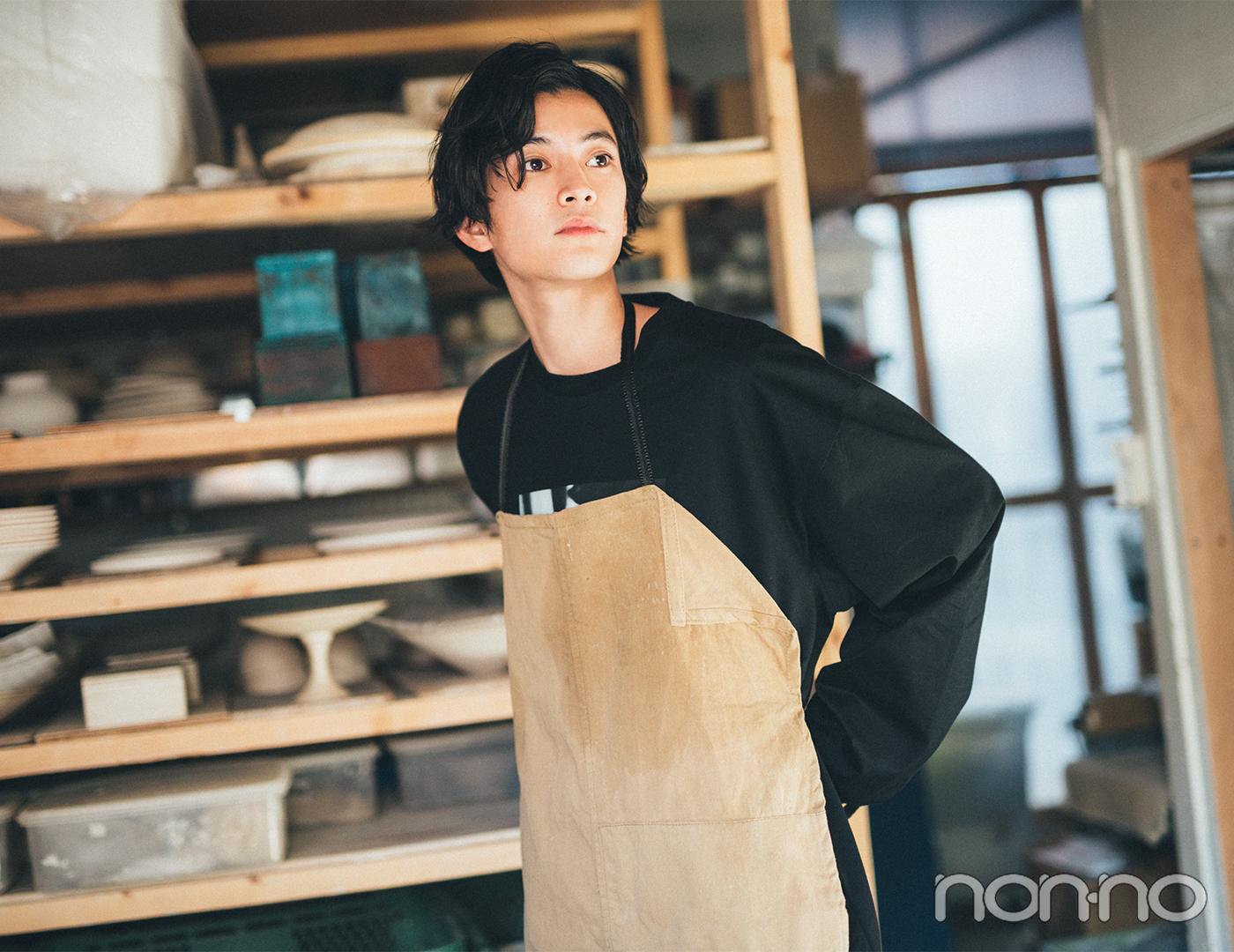 渡邊圭祐さんと大人な陶芸デートへ【今月の彼氏】_2
