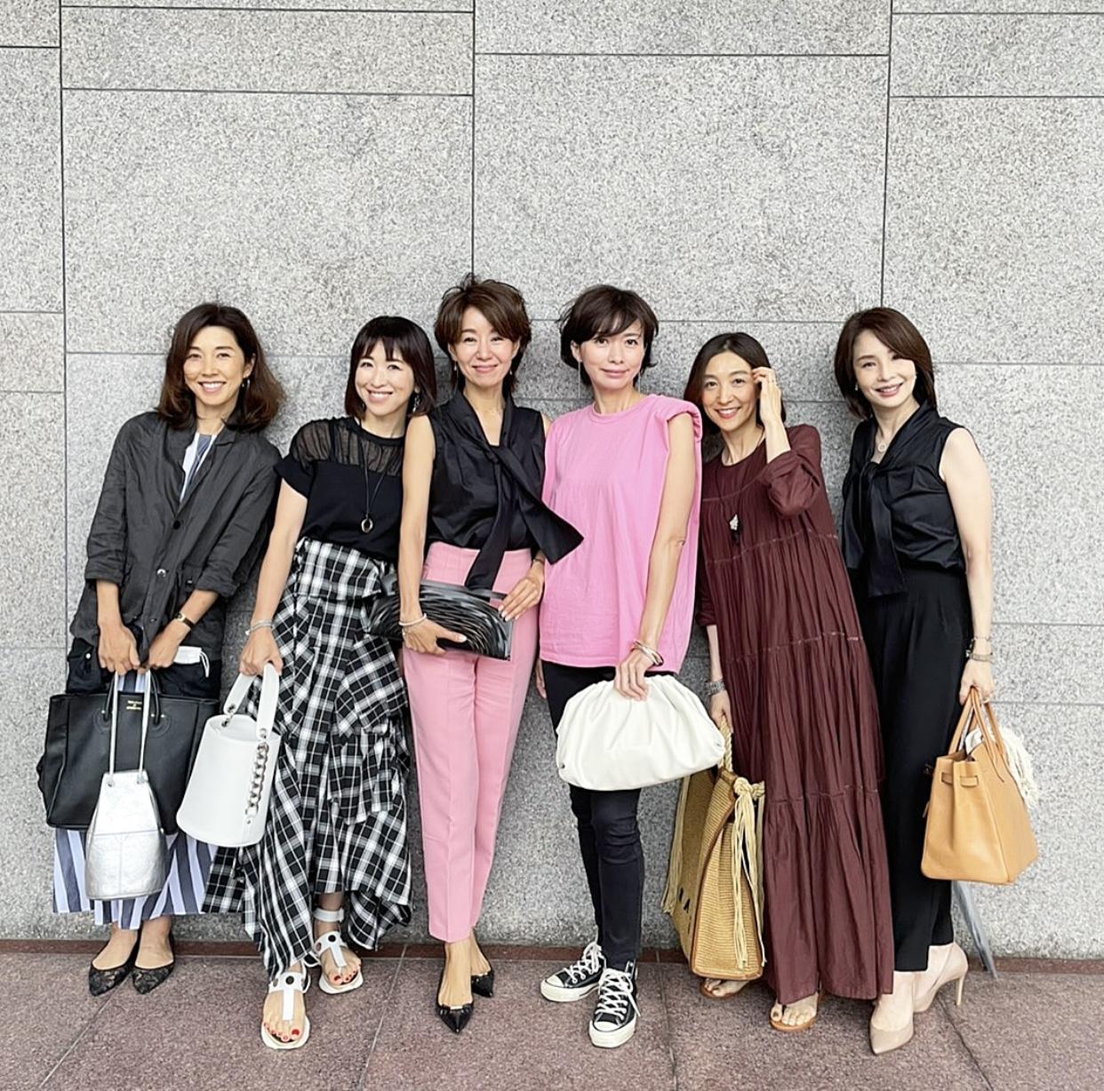 茶色ワンピ&エスニック小物◆誌面Snap_1_9