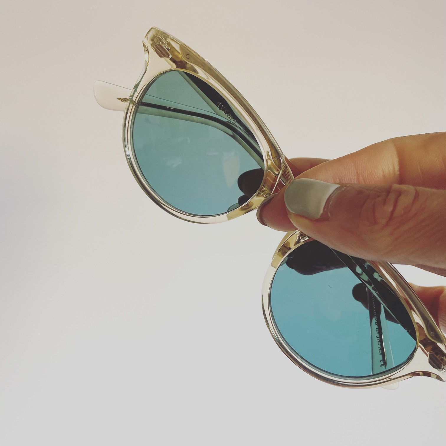 ayameのサングラス