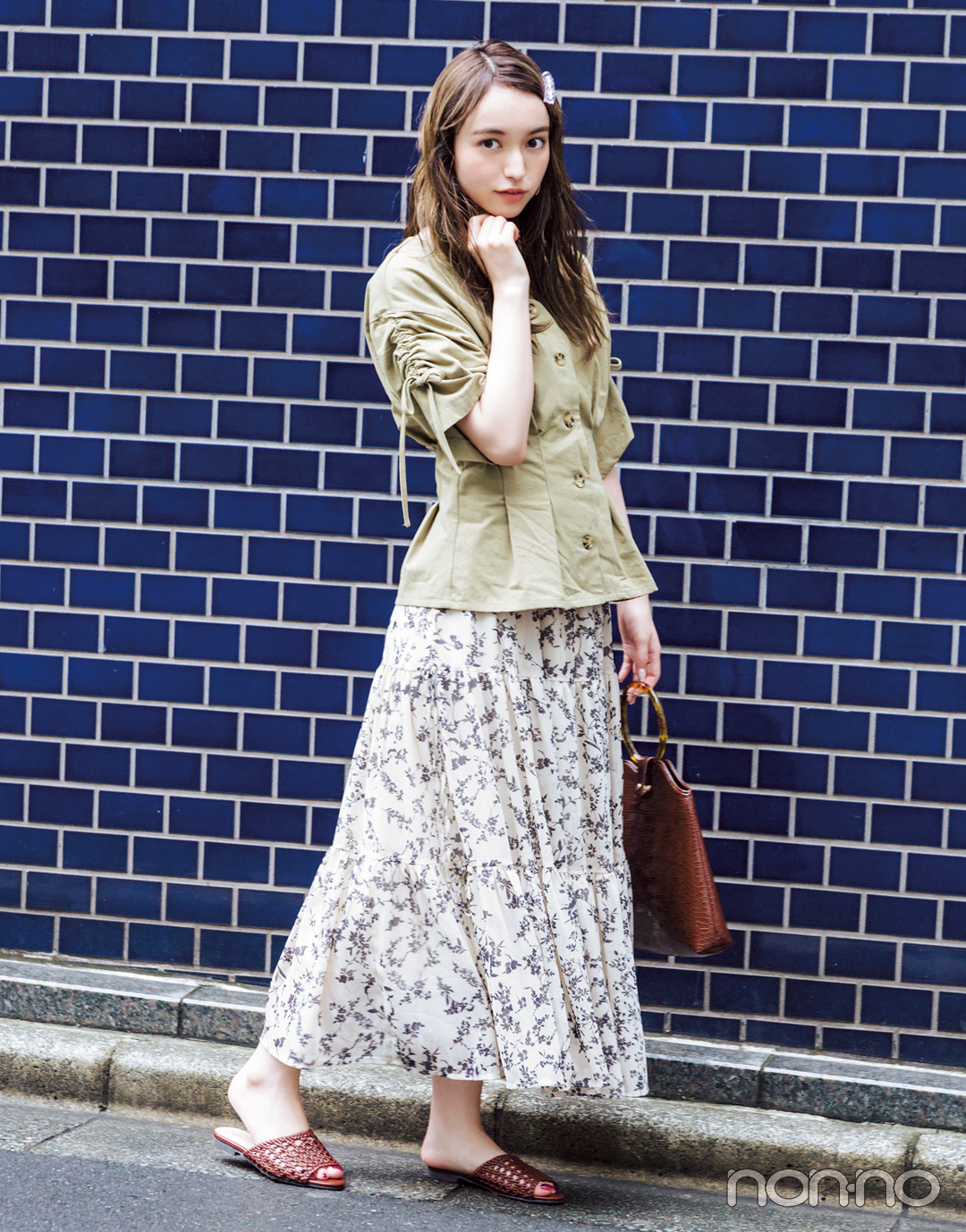 2019秋トレンド★ シフォン&チュールのスカートは秋のスタメン決定!_1_2-1