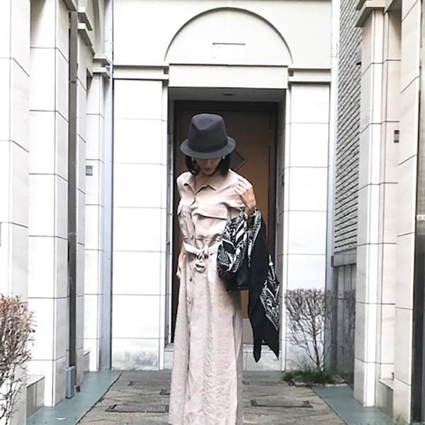 春に使える!シャツワンピース【マリソル美女組ブログPICK UP】_1_1-1