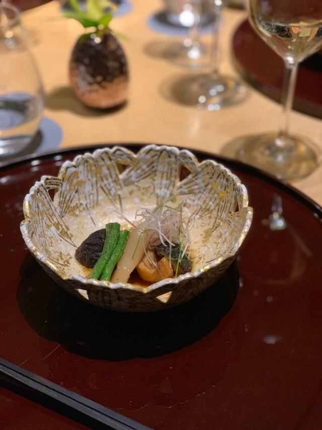 ウェスティンホテル東京・日本料理【舞】で秋の女子会ディナー_1_1-6