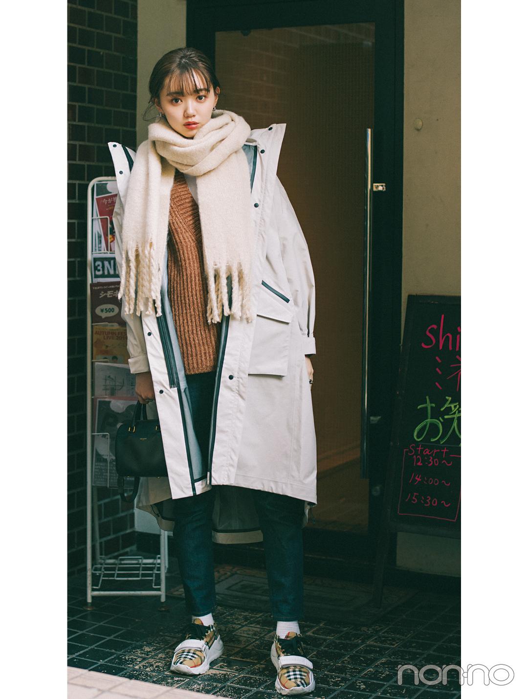 江野沢愛美の冬私服♡ 女のコ感を取り入れたカジュアルコーデのお手本!_1_2