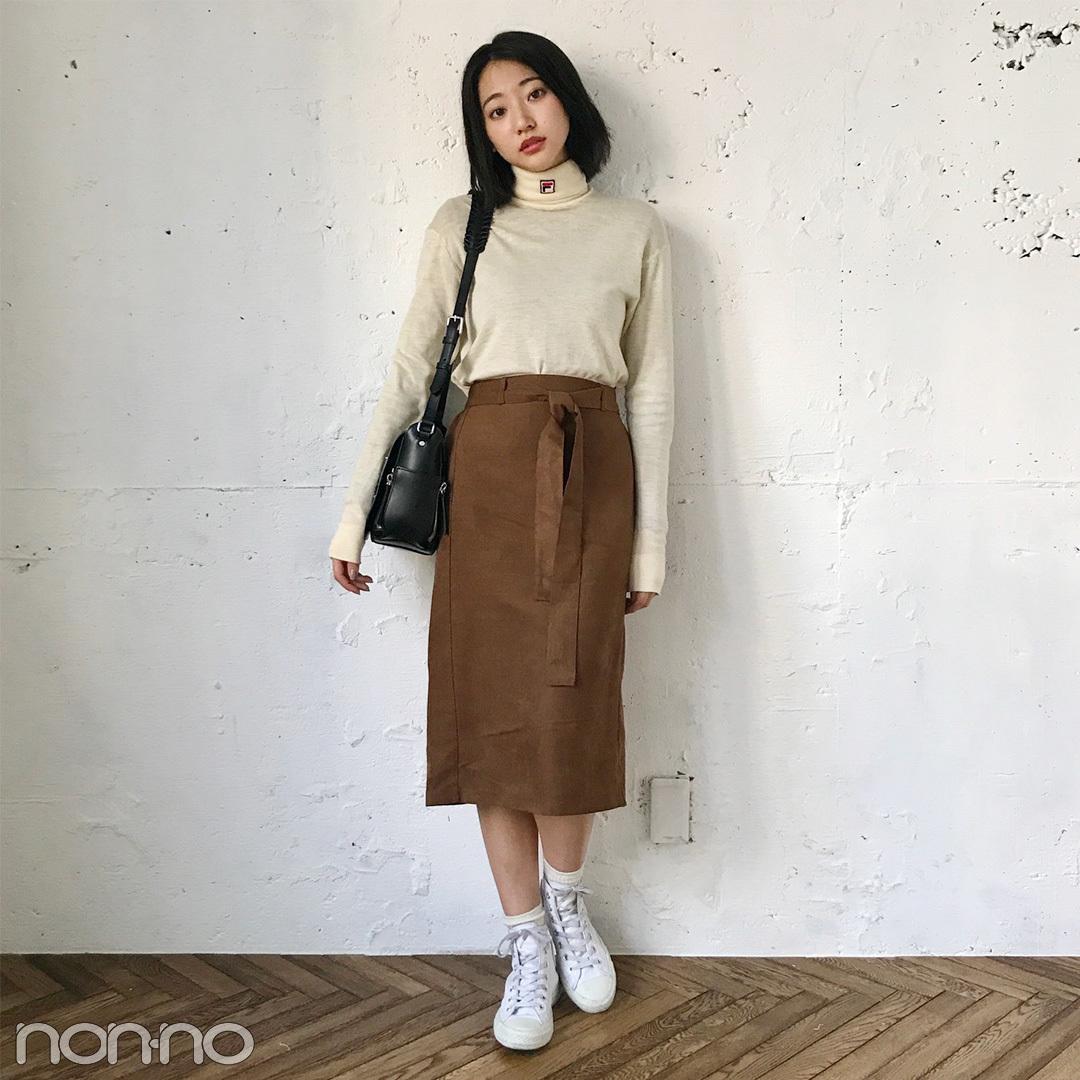 武田玲奈の古着MIXなスポーティコーデ♪【モデルの私服】_1_1