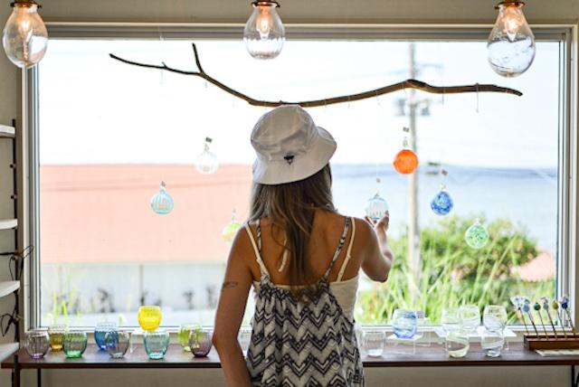 【さかぽんの冒険♪Vol.1】沖縄石垣島でガラス工房シーサー作り体験❤️_1_1