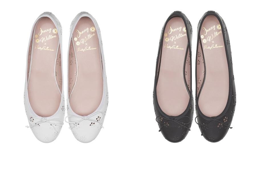 JENNY WALTON×Pretty Ballerinas コラボレーションモデルが発売_1_5