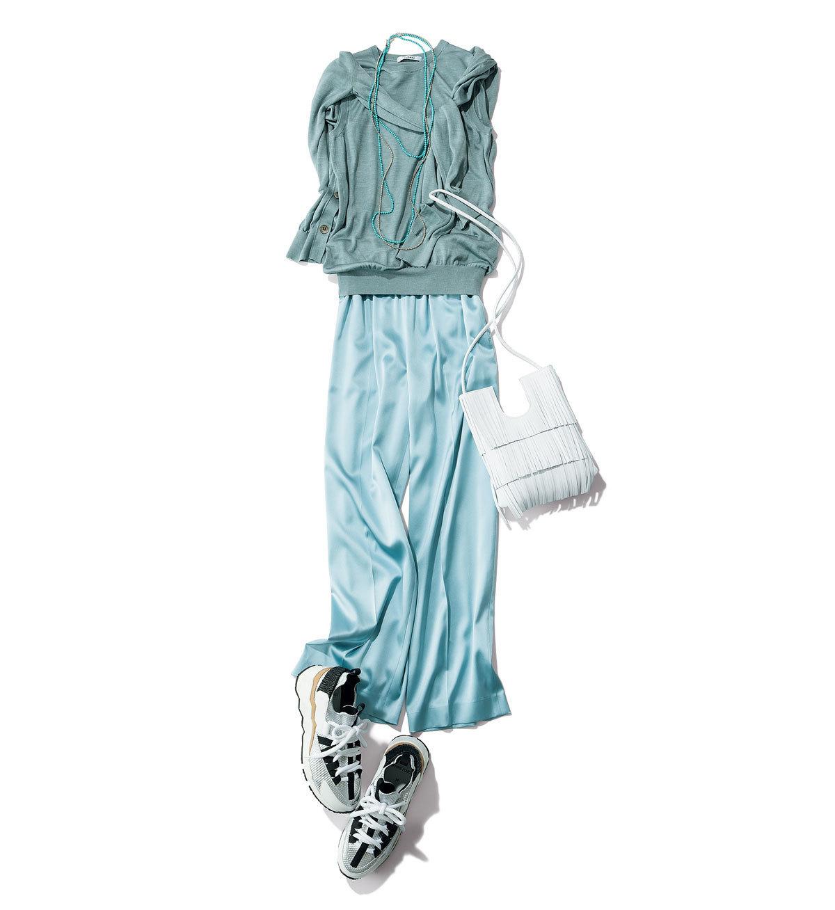 【夏に映えるブルーコーデまとめ】アラフォーが上品かつこなれて見えるコーデのポイントとは? |40代ファッション_1_7
