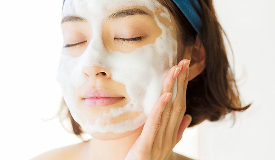ニキビ肌さんの洗顔ポイントはコレ!_1_2
