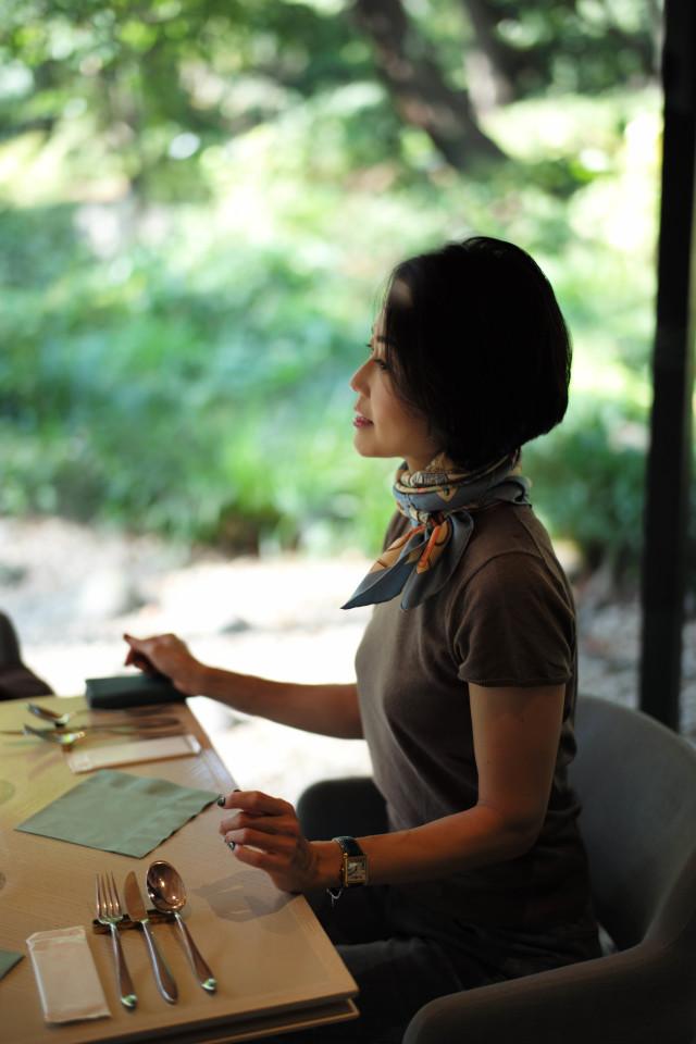 東京都庭園美術館に昨年オープンしたレストランへ_1_2