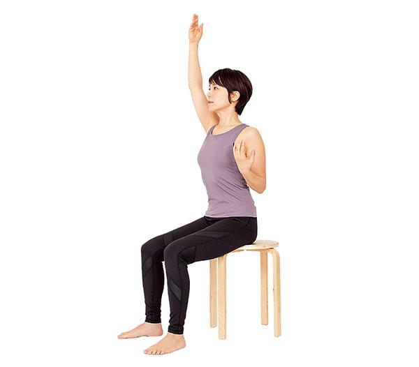 肩甲骨まわりを鍛えて、姿勢も美しく!【2度と太る気がしないダイエット】_1_3