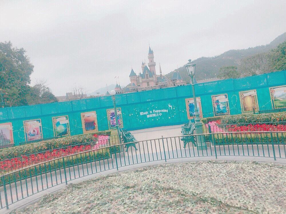 ☃︎世界で1番小さい夢の国♡ディズニー好きが送る香港ディズニーの役立つ知識紹介①♡_1_2