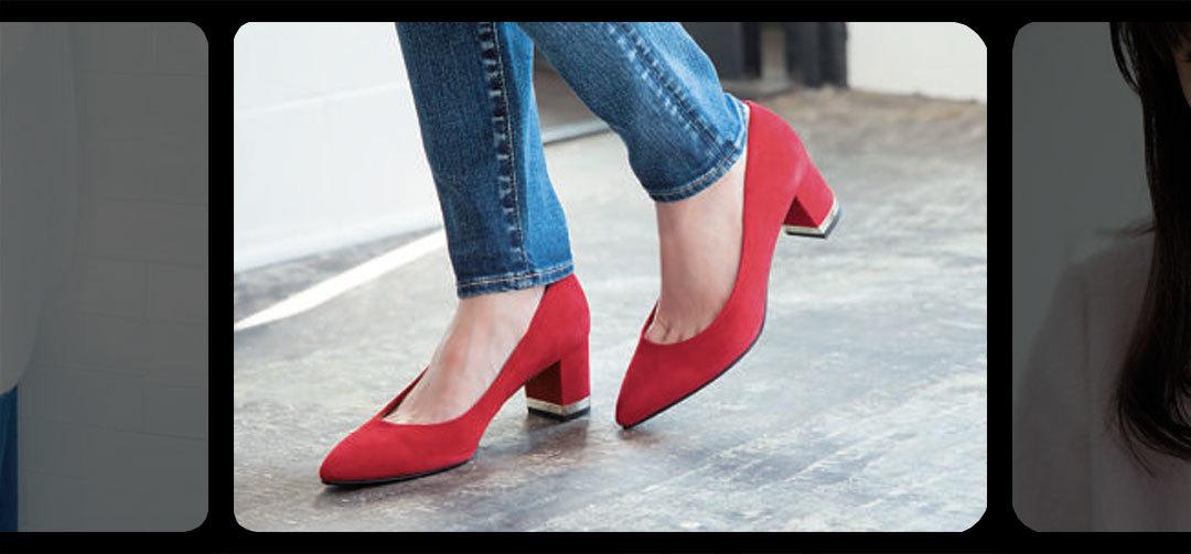 春を先取りできる美人カラー、赤の女っぽコーデはコレ!_1_3