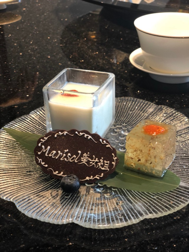 ウェスティンホテル東京「龍天門」でランチ_1_6