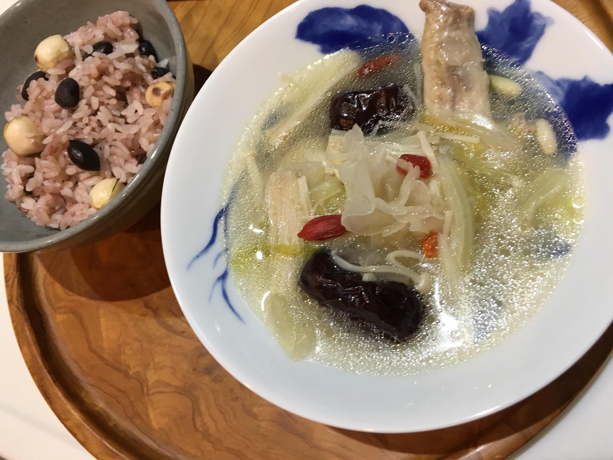 季節の変わり目 自宅でできる 簡単漢方料理で乗り切ります_1_2