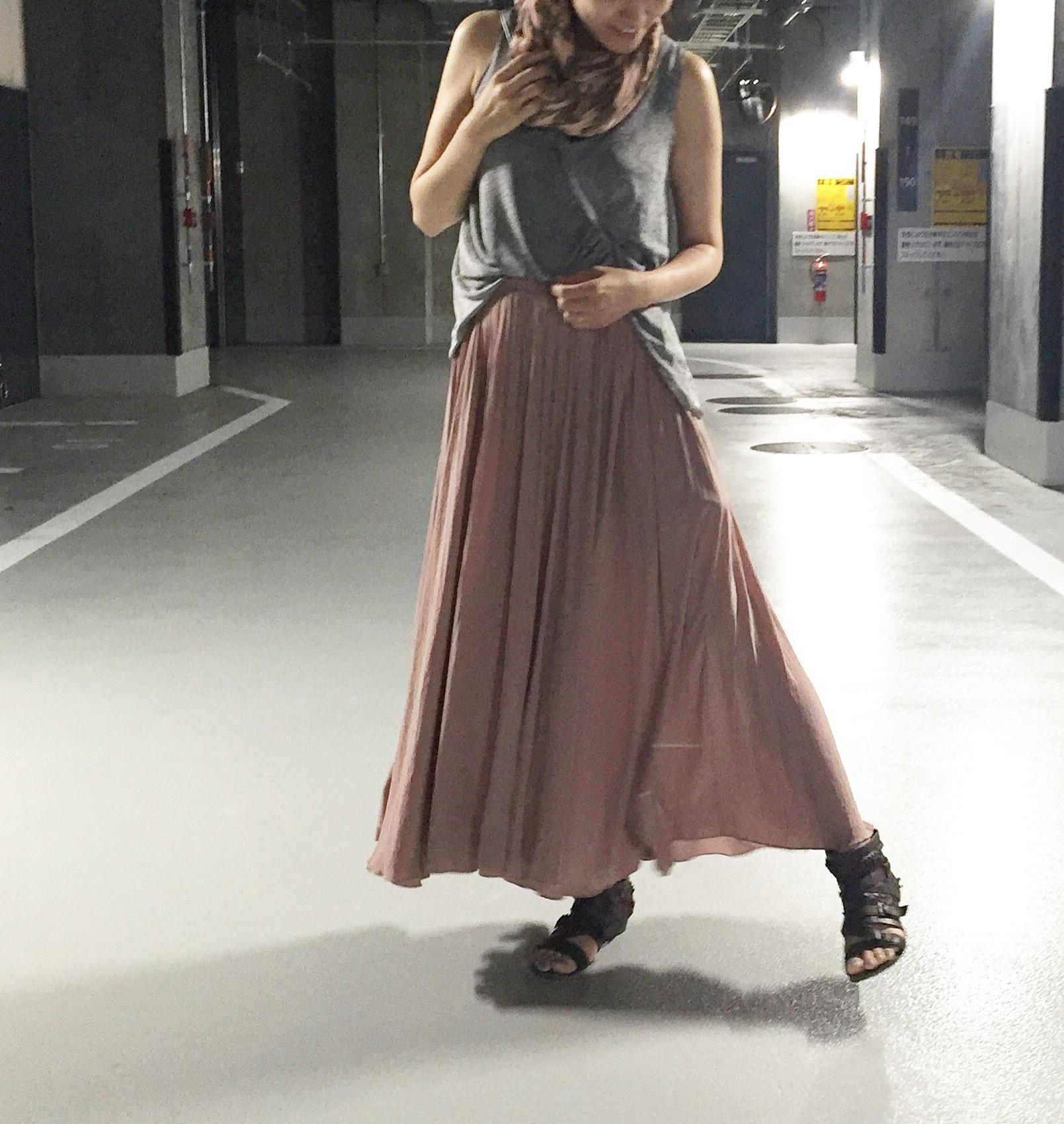 AK+1のロングスカートがお気に入りな理由_1_1
