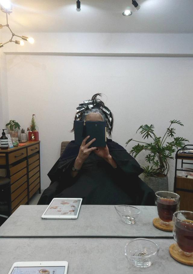 髪にハイ&ロー。_1_1