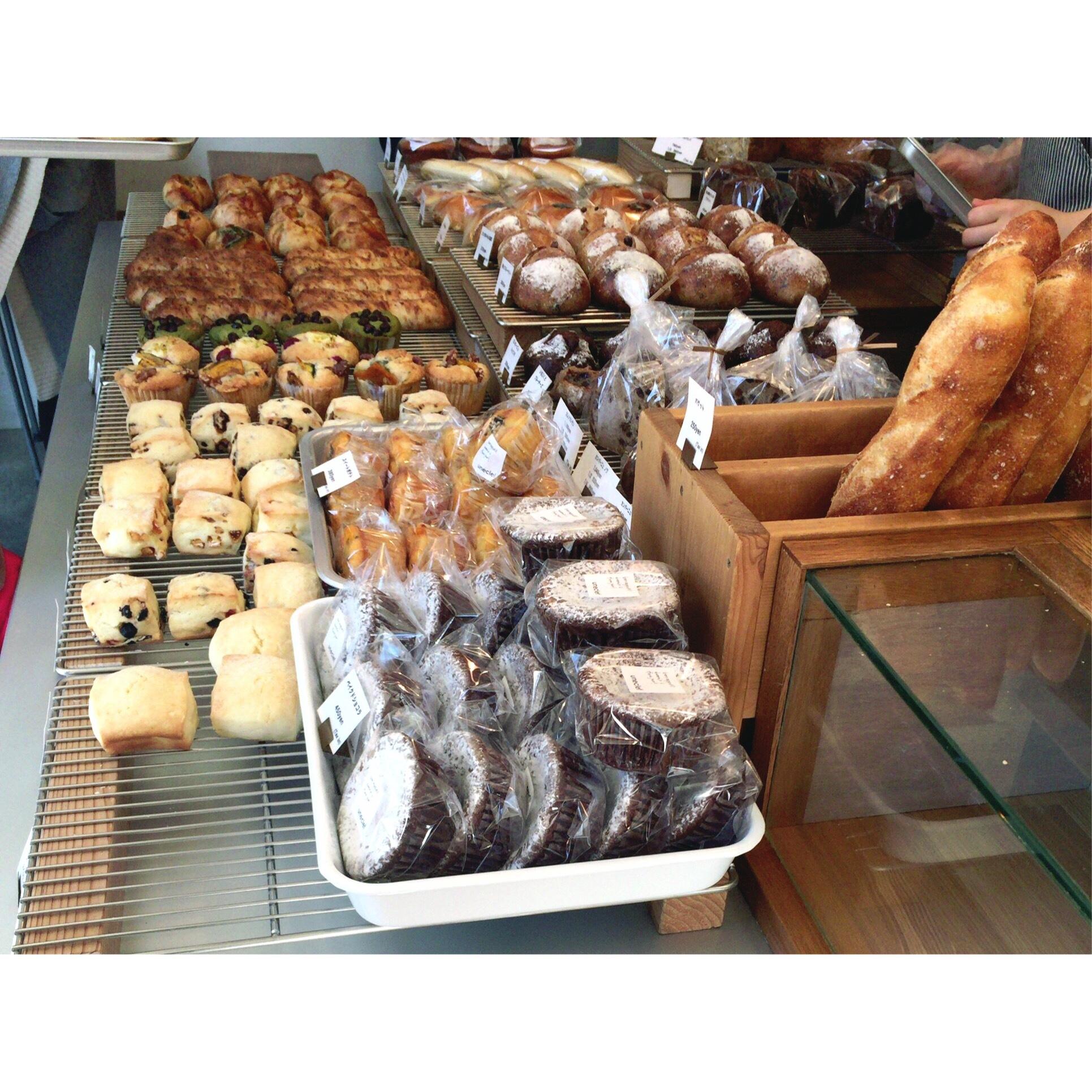 パン屋、uneclef(ユヌクレ)。どれもこれも美味しそう♡_1_2