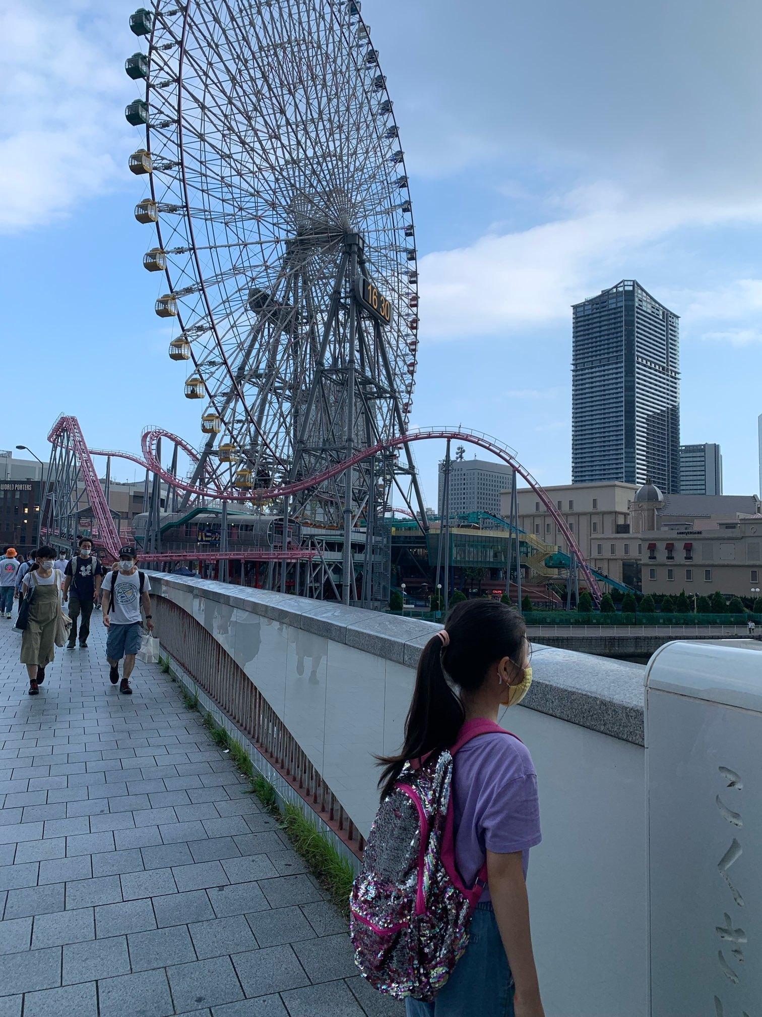 生まれ育った横浜での休日_1_6