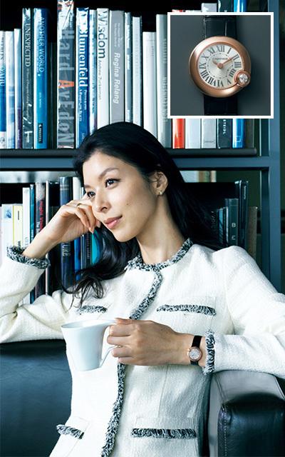 信頼と品格のビジネス時計はCARTIER:カルティエ「バロン ブラン ドゥ カルティ」