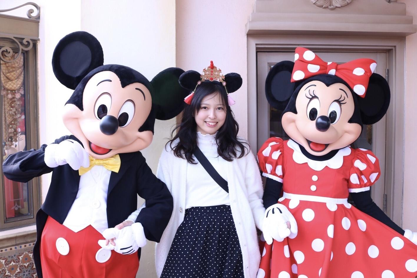 上海ディズニーランドで会えるキャラクターたちをご紹介します♡_1_3