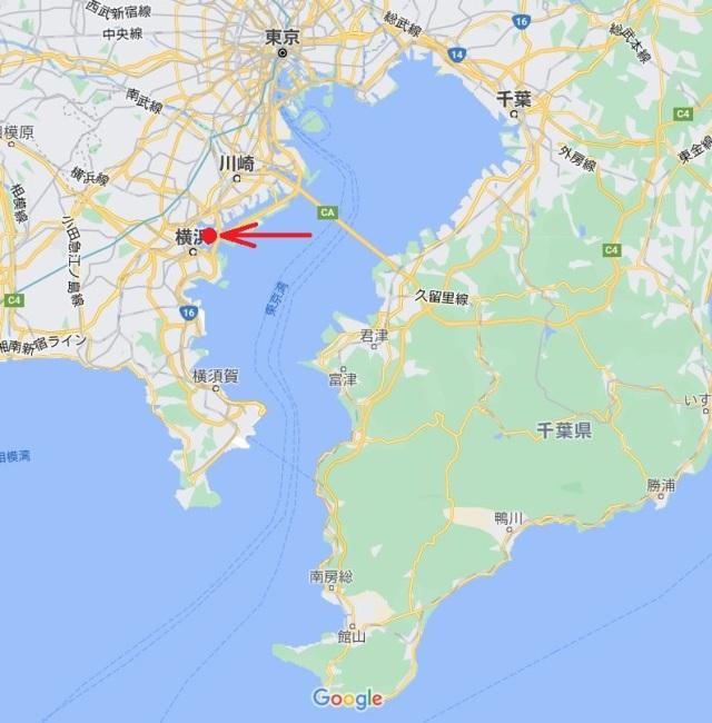 船を留めたのはこの辺り。こんなに陸に近くても、大漁だったのです……自然って偉大。
