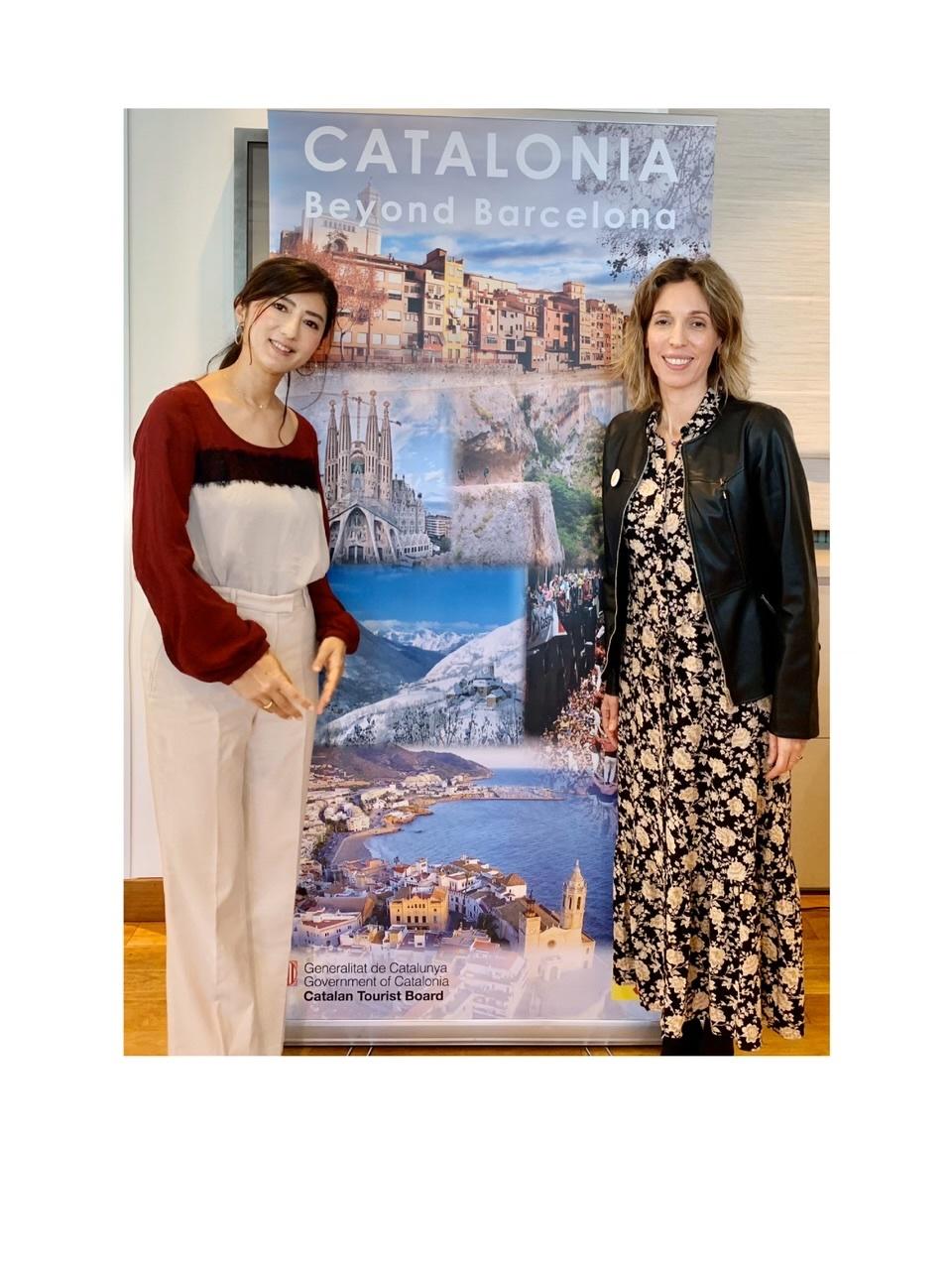 Theoryのパンツでカタルーニャ州イベントへ。_1_1