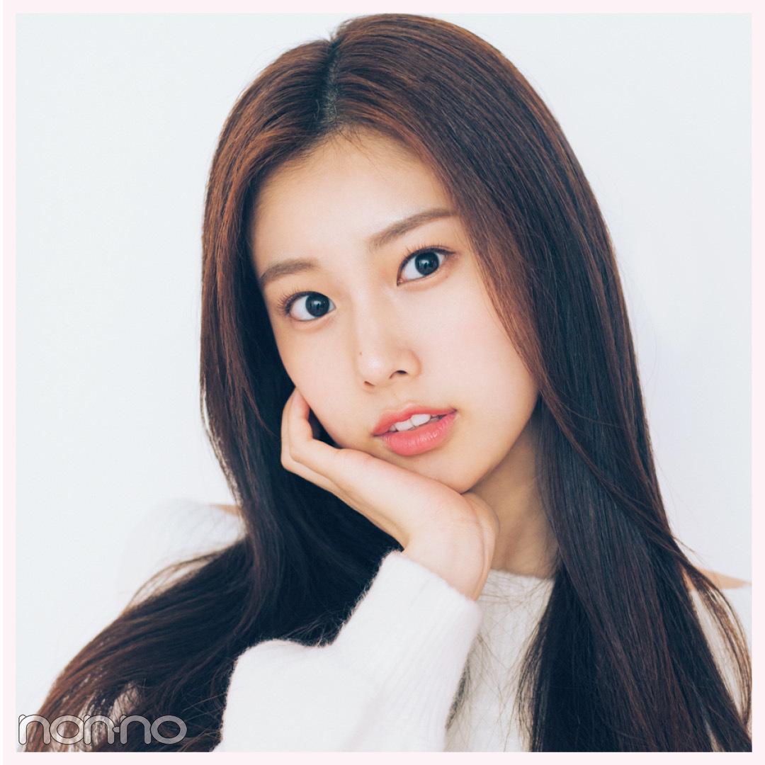 「IZ*ONE(アイズワン)」メンバーQ&A★チョ・ユリさんがよーくわかる!_1_3-7