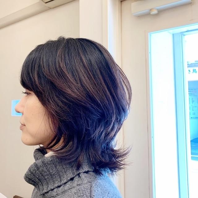 ☆冬支度のヘアメンテナンス☆_1_2