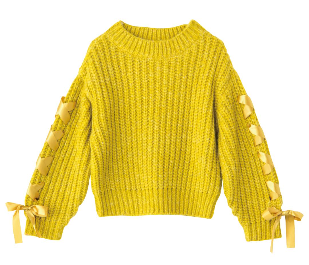着るだけで盛れる♡ 袖コンシャスな女っぽニット4選!_1_3-2